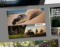 Can-Am Off-Road — Brochure Véhicules 2018