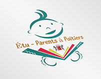 "Logo association ""Etu-parent"""