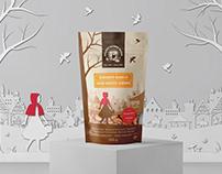 Brüder Grimms Nüsse packaging
