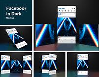 Facebook In Dark