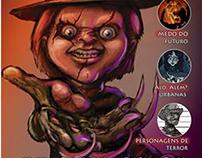 Chucky Krueger-SQT zine