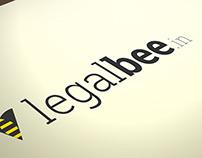 Legal Bee Logo