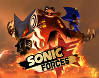 Sonic Forces Dynamic Theme