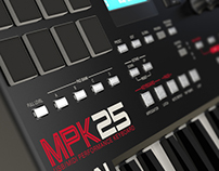 AKAI MPK Series Keyboards