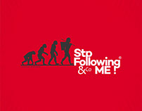 stop following me and co logo