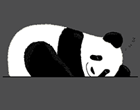 A Panda Sleeps Tonight