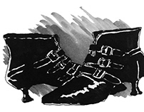 Goth Shoes:Winklepickers