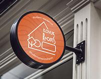 Kovuk Rooms Branding