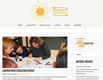 Proprietà Transitiva - web design