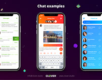 Chat example