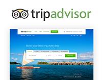TripAdvisor Redesign