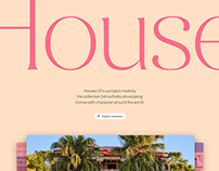 Houses Of