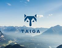 Taïga - Branding
