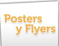 Posters y Flyers