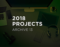 2018 PROJECTS ARCHIVE 13
