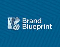 Brand Blueprint Logo Design