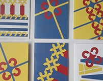 Bauhaus Birthday Cards