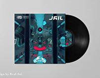 Cover Art -JAil 音乐封面