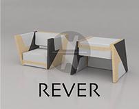 REVER - Reversible Furniture