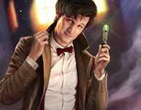 11th Doctor Who 3.1