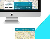 Bouger pas cher Website & app