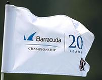 Barracuda Championship (Trade Show/Event Graphics)