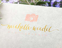 Michelle Wiedel Photography Logo Design