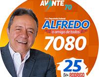 Pré Campanha Alfredo - Deputado Federal - MG