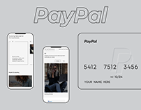 PayPal — Website Project '20