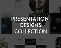 Presentation Designs Collection