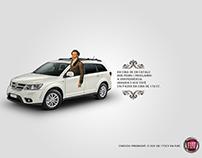 Anúncio Freemont - Fiat