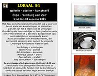 """Expositie """"Limburg aan zee"""""""