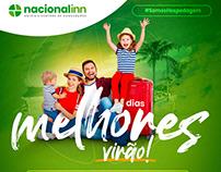 Campanha - Hotel Nacional Inn