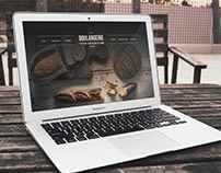 """Bakery Site """"Boulangerie"""""""