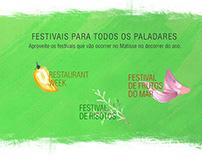 E-mail - Matisse Restaurante