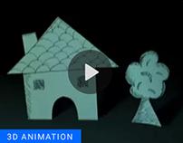 Paper Nightmare - 3D Clip - 2008