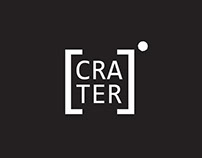 CRATER - Logo creation