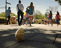 Lotterywest 'Coin' TVC