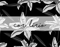 Estampa Cor Lírio - Coleção Natural - Inverno 2021