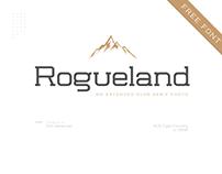NCS ROGUELAND SLAB - FREE SLAB SERIF FONT