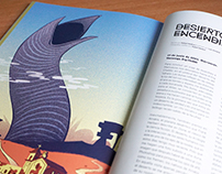 Desierto Encendido (Principia Magazine nº4)