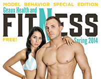Geaux Health & Fitness Magazine | 2014