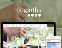 Hogarths Hotel Website
