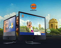 Indian Oil Microsite