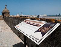 Ruta de Fortalezas de Cádiz