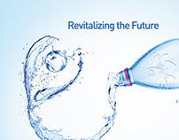 Ghadeer Mineral Water - Re-launching Campaign