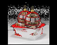 Ferrero Rosher / Rafaello trade equipment
