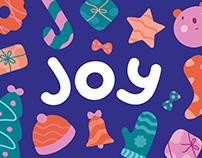 Love, Joy and Peace: Holiday 2017