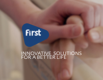 First : Innovative solutions for a better life