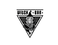 Branding Logo Witch Bar